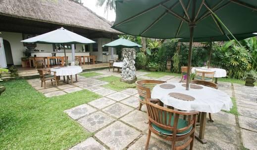 Sayan Terrace Resort Bali - Restaurant