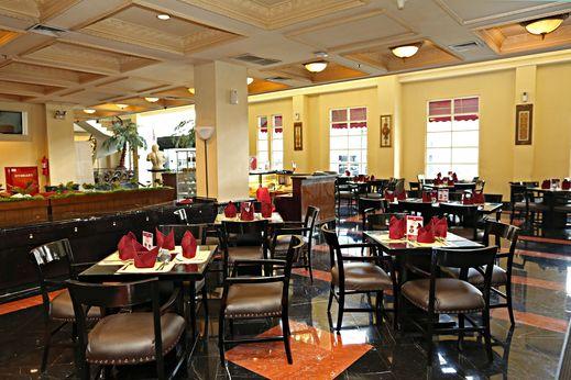 Golden Boutique Hotel Melawai - Retaurant