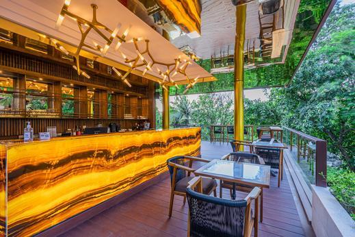 Pandawa All Suite Hotel Bali - Bar