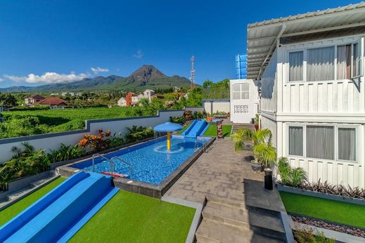Kontena Hotel Malang - View