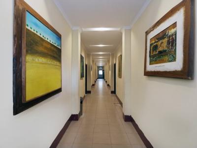 Airy Eco Urip Sumoharjo Gang Prajurit 1 Bandar Lampung - Corridor