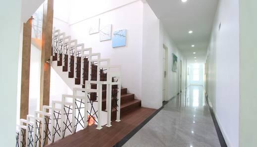 Evan Hotel Jambi - Stair