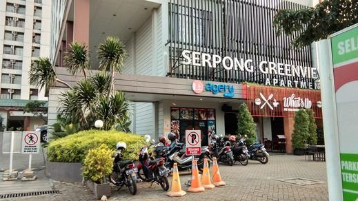 Minimalist Studio Room at Serpong Greenview By Travelio Tangerang Selatan - Ekesterior gedung