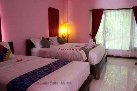 Melati Resort & Hotel Kuta Lombok - junior suite