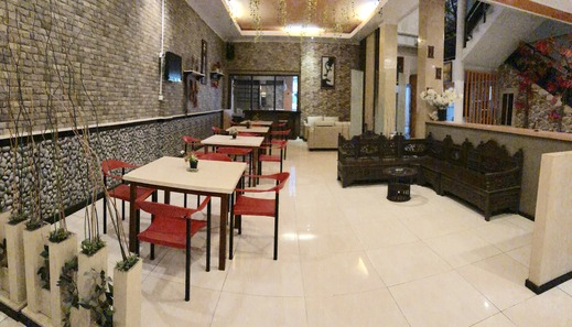 Hotel Livero Timor Tengah Utara - Restaurant
