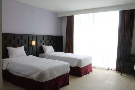 Grand Orchid Hotel Jogja - Room