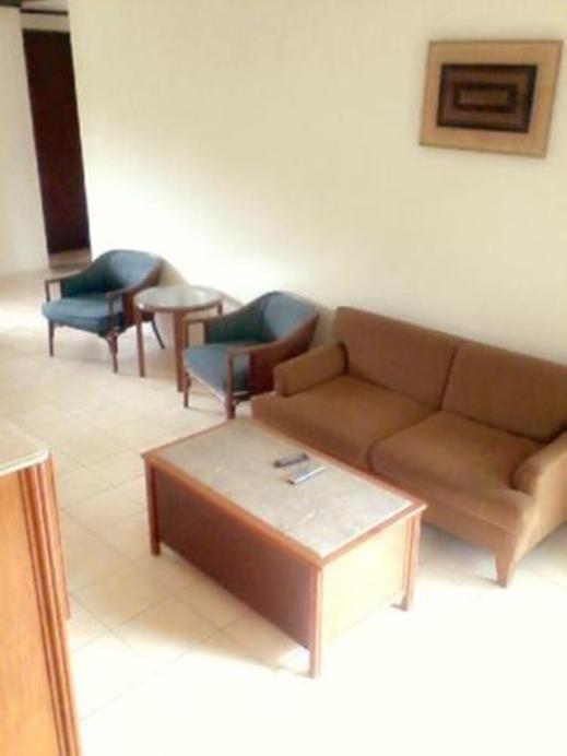 Puncak Resort Drive 202 by Aryaduta Cianjur - Living Room