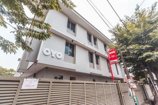 OYO 1518 Hotel Rumah Pakuan G1 Bogor - Facade