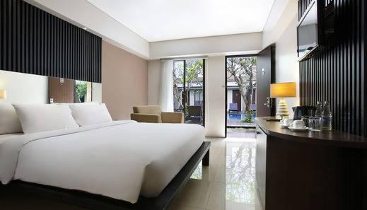 Hotel Santika Kuta Bali - Kamar Executive King