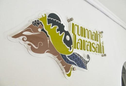 Rumah Larasati Klojen Malang - Interior