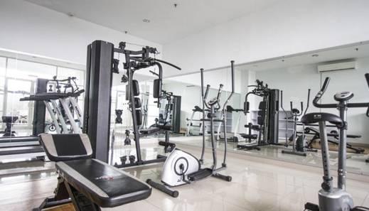 Alfa Student Castle Apartment Yogyakarta - Gym