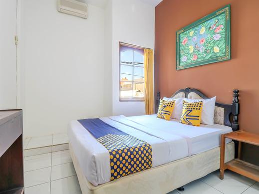 SPOT ON 1927 Hotel Candra Adigraha Bali - Bedroom