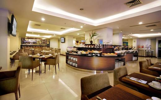 Aston Pluit - Restaurant