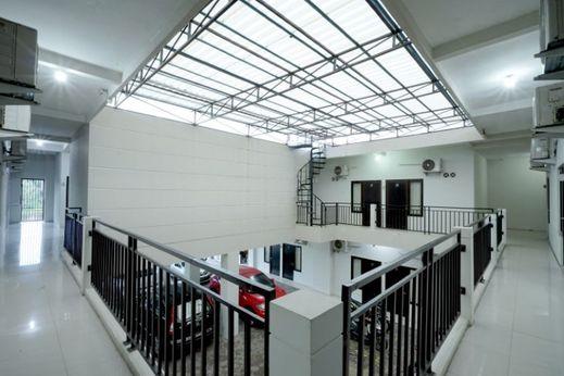 D'Paragon Bulusan Semarang - interior