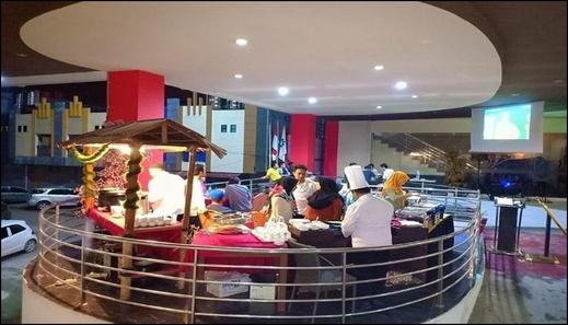 Wixel Hotel Kendari - interior