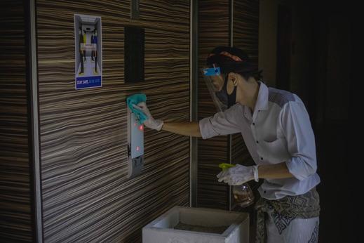 The Tusita Hotel Bali - hygiene