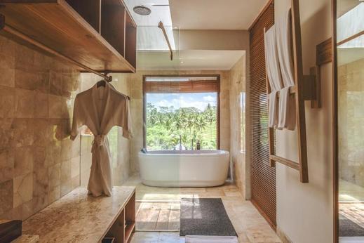 Puri Sebali Resort Bali - Bath Room