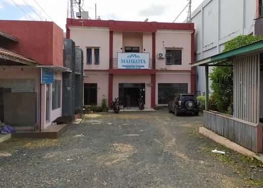 OYO 3757 Mahkota Syariah Guesthouse Banjarmasin - Facade