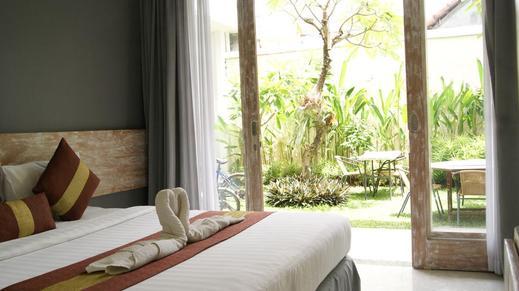 Sugiras Living Bali - Bedroom