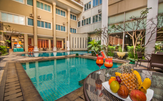 The Mirah Hotel Bogor - Swimming Pool