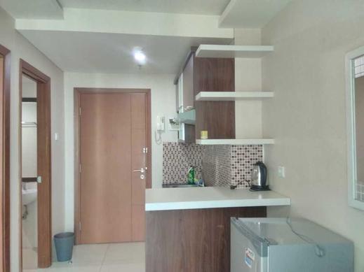 Woodland Park Residence By Mofu Jakarta - ruang keluarga