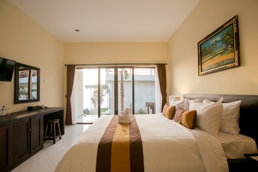 LaBomie Uluwatu Bali - Bedroom