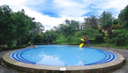 Hotel Braja Mustika Bogor - Kolam renang anak