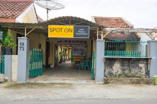 SPOT ON 2497 Pesona Guest House Banyuwangi - Facade