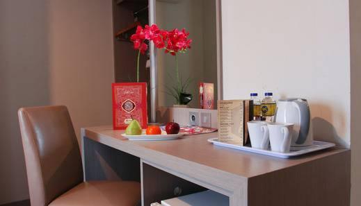 Siti Hotel Tangerang Tangerang - Fasilitas Room