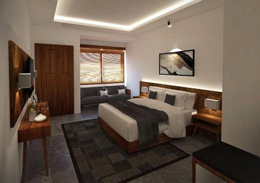 D'Djabu Guest House Echo Beach Bali - Guest room