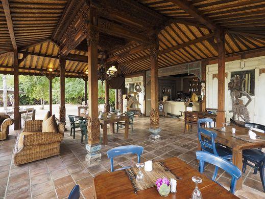 Plataran Komodo Resort Manggarai Barat - Breakfast Area
