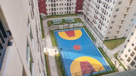 Modern 2BR Ayodhya Apartment By Travelio Tangerang - Pemandangan