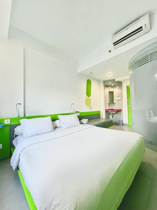 POP! Hotel Gubeng Surabaya - POP Room