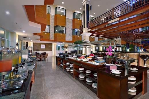 Permata Kuta Hotel Bali - Breakfast Area