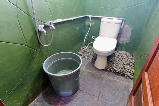 Bua Guest House Deli Serdang - Bedroom