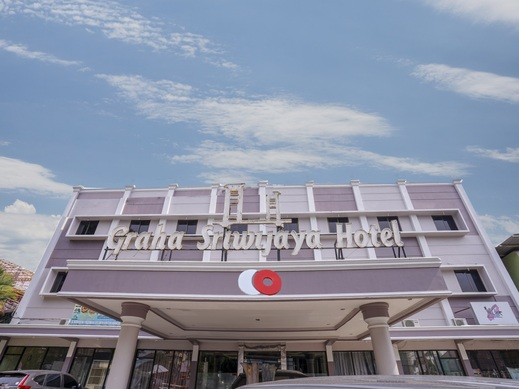 Capital O 2064 Kartika Sriwijaya Hotel Palembang - Facade