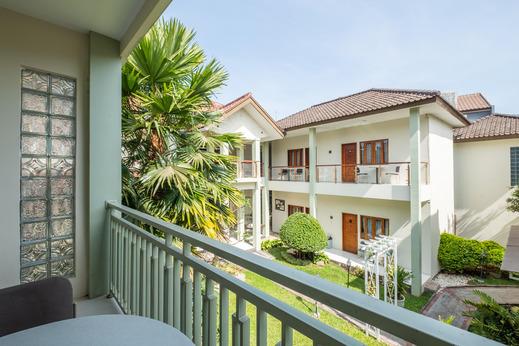 Aleyra Hotel and Villa's Garut Garut - Pemandangan