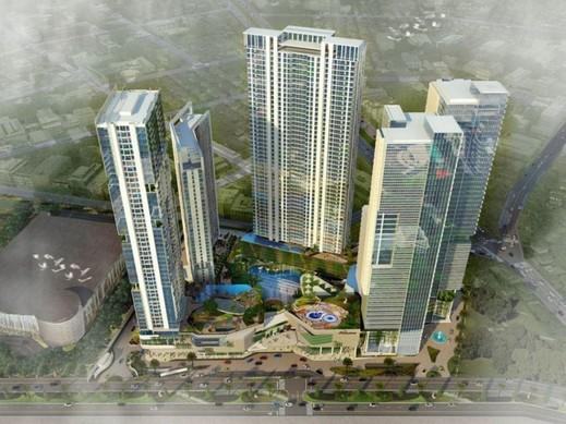 Apartement Grand Sungkono Lagoon A by Nur Faizah Surabaya - Exterior