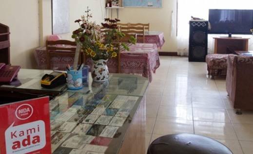 NIDA Rooms Pasar Buah Berastagi - Interior