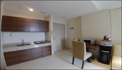 Apatel Elpis Residence Jakarta - interior