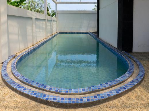 OYO 1525 Benson Hotel Pangandaran - Swimming Pool