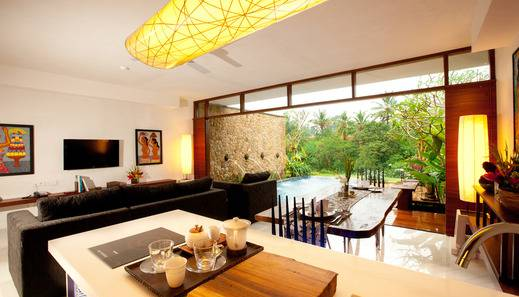 Ubud Green Ubud - Villa 2 Kamar dengan Kolam Renang