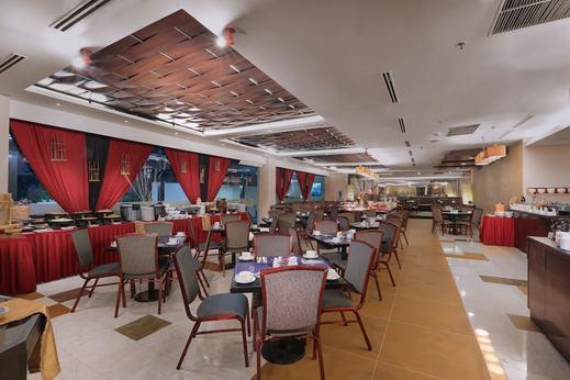 Aston Braga Hotel & Residence Bandung Bandung - Restaurant