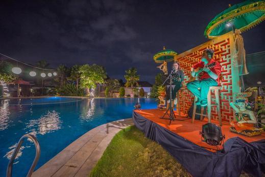 Grand Kesambi Resort and Villa Bali - exterior