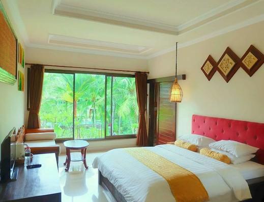 Artini 3 Cottages Bali - interior