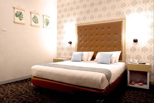 Pesona Bay Sea View Hotel Bangka - Rooms