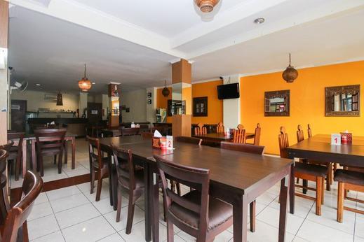 Airy Syariah Tanah Abang KH Mas Mansyur 36 Jakarta Jakarta - Restaurant