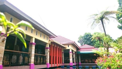 Wisma Pangeran Padang Panjang - pemandangan