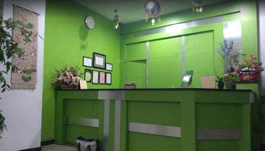 Green Hotel Pekanbaru Pekanbaru - Reception