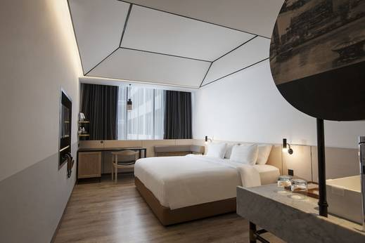GAIA Cosmo Hotel Jogja - Room